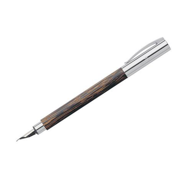 Ambition Coconut Wood Fountain Pen