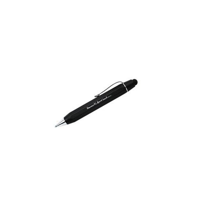 AL Sport Touch Black Ballpoint Pen