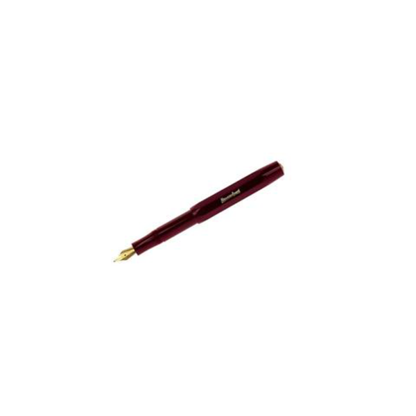 Classic Sport Red Fountain Pen
