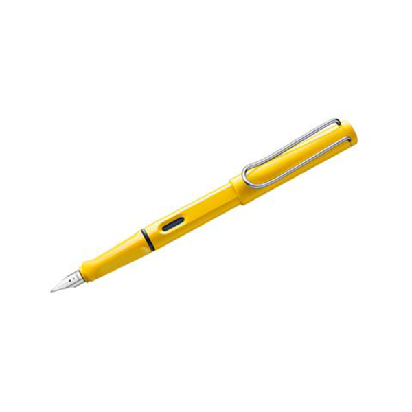 Safari Yellow Fountain Pen