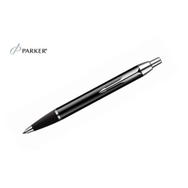 IM - Black Chrome Trim Ballpoint Pen