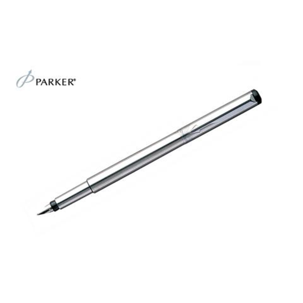 Parker Vector - Stainless Steel Fountain Pen