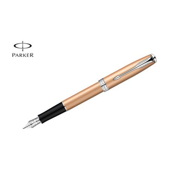 Sonnet - Pink Gold Fountain Pen