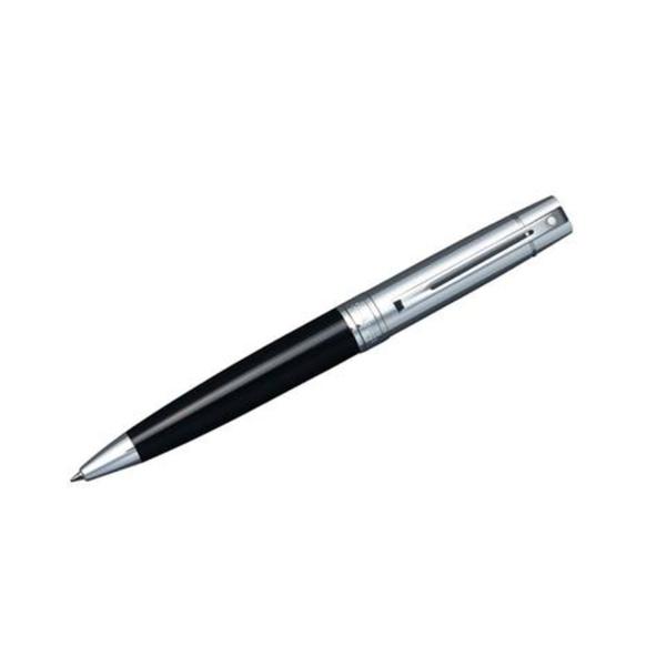 Gift Collection 300 Duo Chrome/ Black Ballpoint Pen
