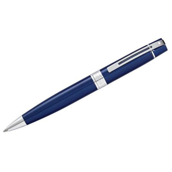 Gift Collection 300 Glossy Blue Lacquer CT Ballpoint Pen
