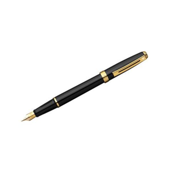 Prelude Black Lacquer GT Fountain Pen