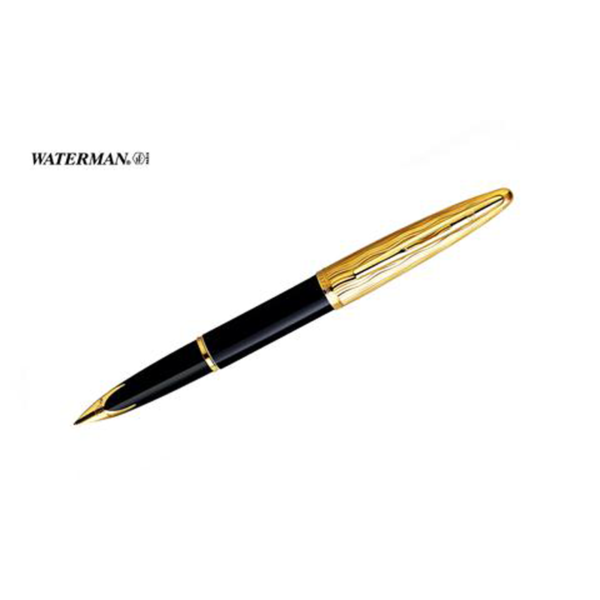 Carene Essential Black and Gold Fountain Pen