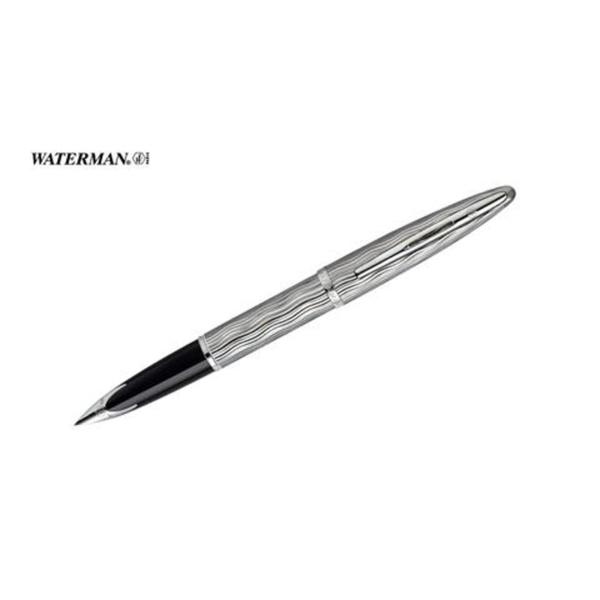 Carene Essential Silver Fountain Pen