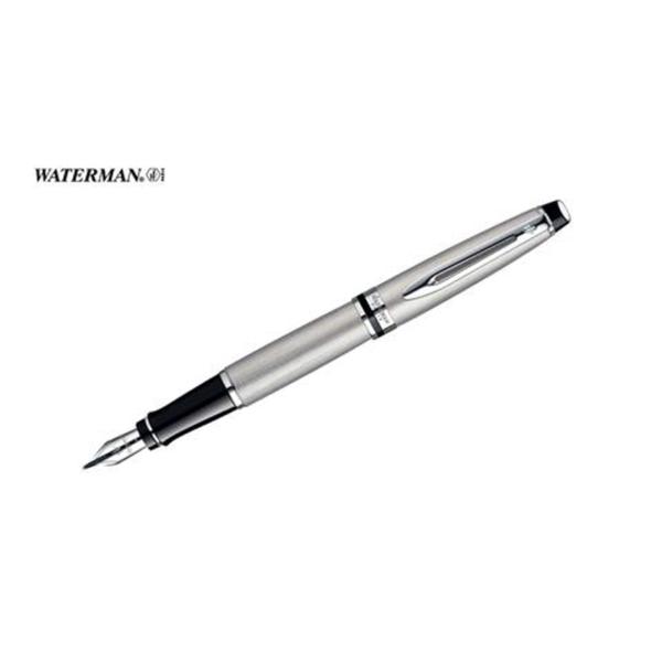 Expert - Stainless Steel Finish Fountain Pen