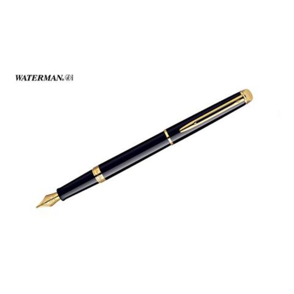 Hémisphère Black Lacquer GT Fountain Pen