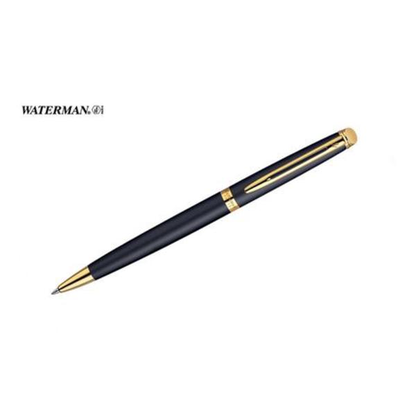 Hémisphère Matte Black GT Ballpoint Pen