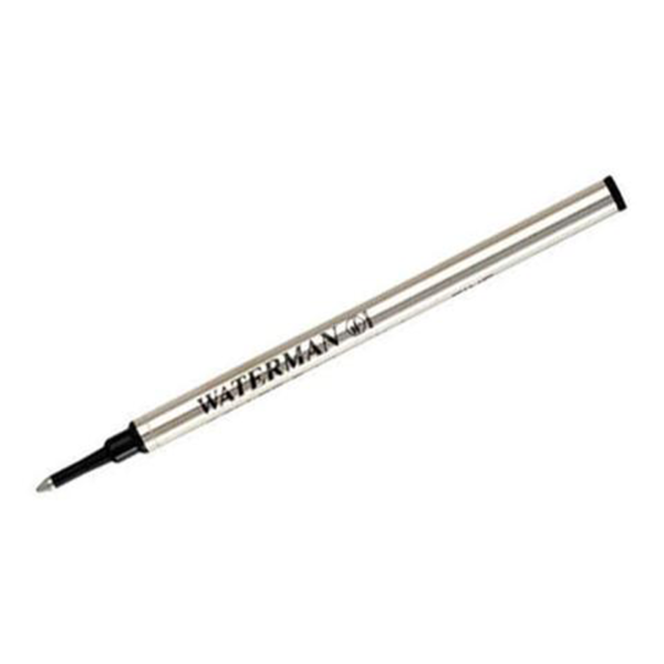 Waterman Black Rollerball Pen Refill
