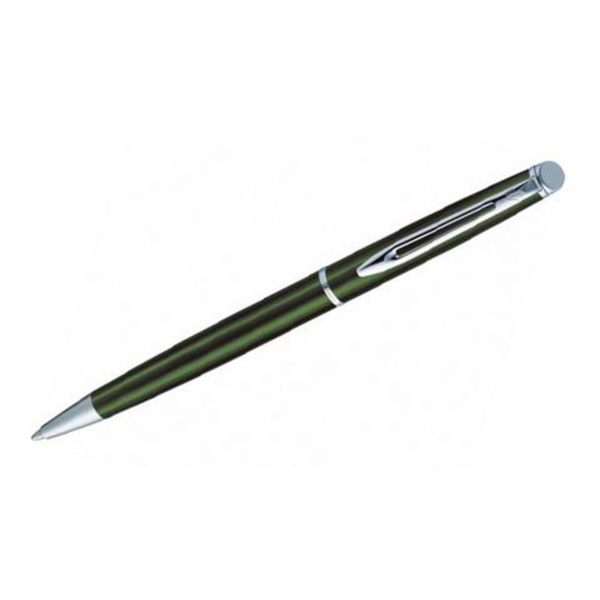 Waterman Hémisphère Metallic Green Ballpoint Pen