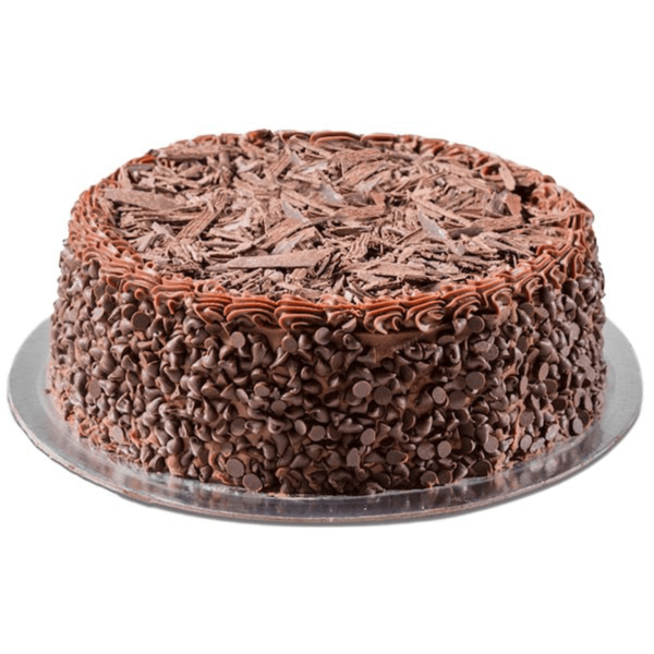 Swiss Mousse Cake