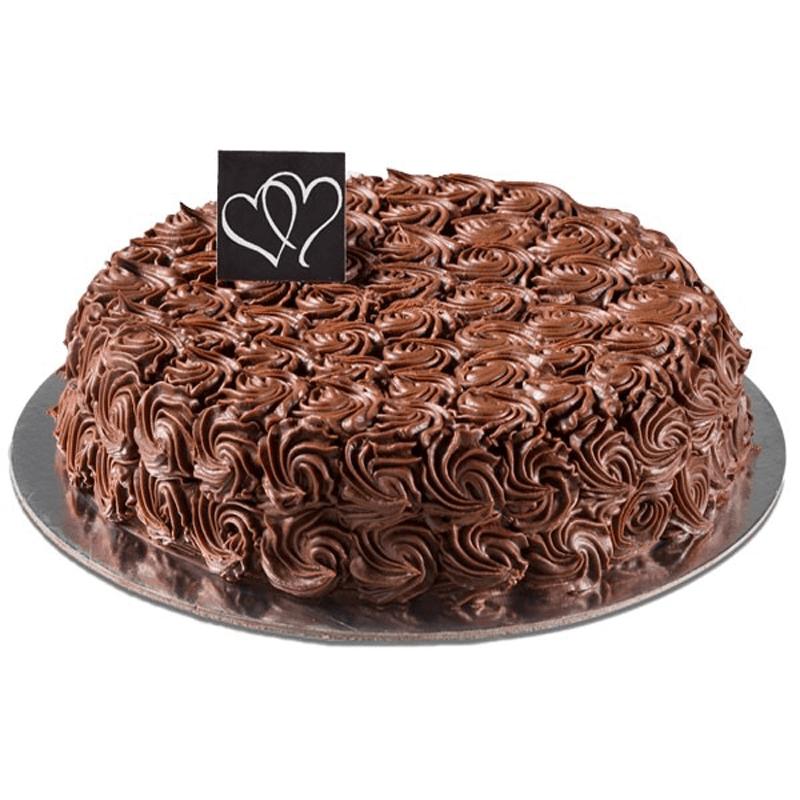 Belgian Nougat Cake