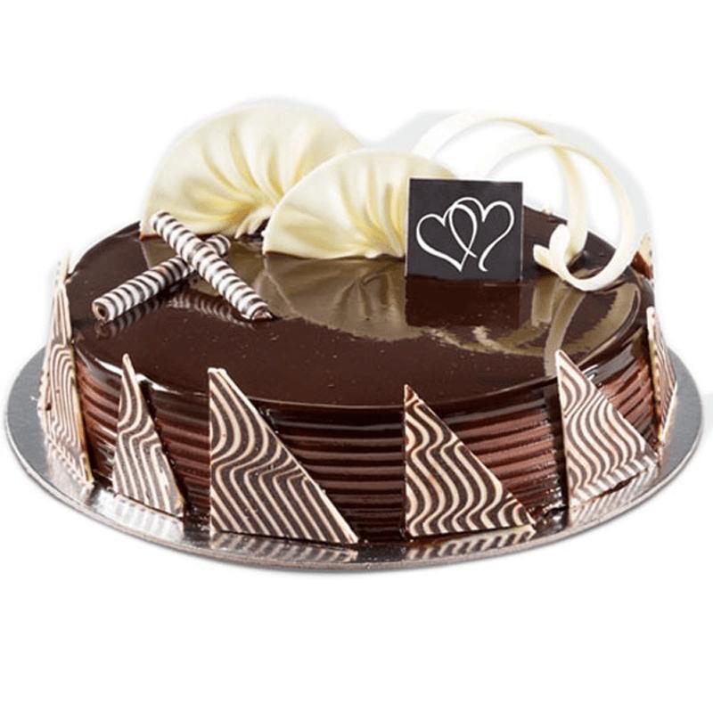 Belgian Truffle Cake