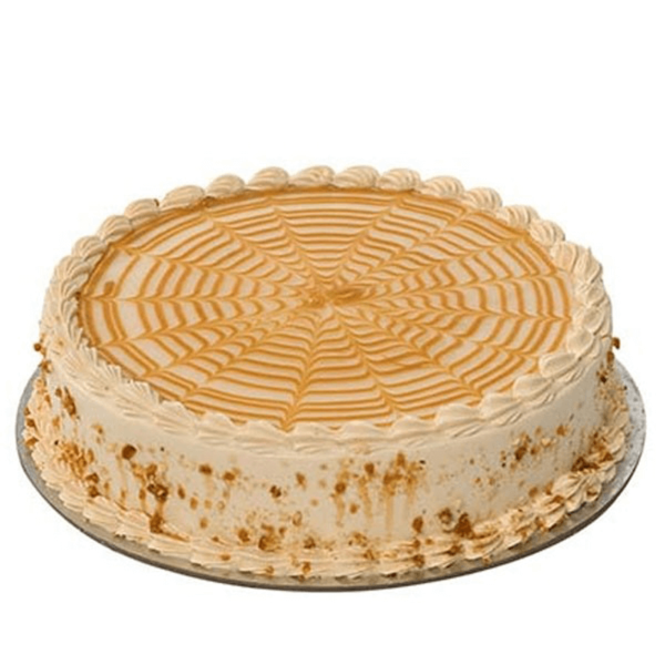 Marble Butterscotch Cake