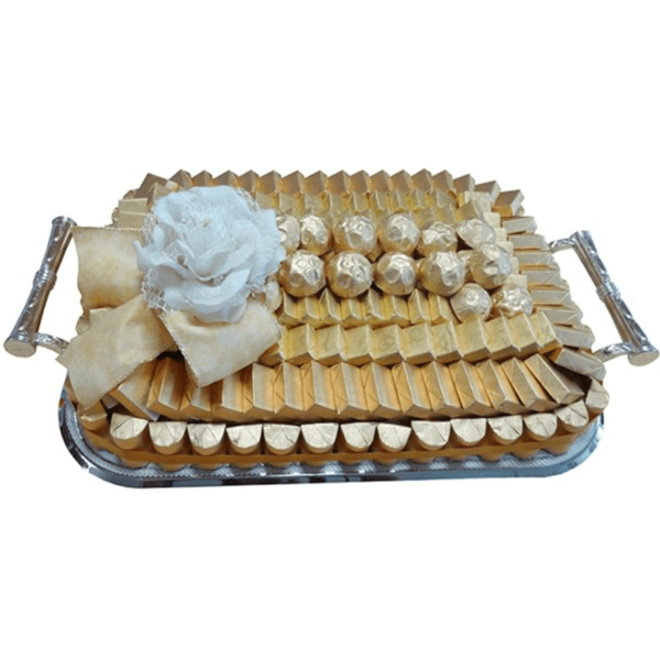 Deluxe Chocolate Arrangement Tray III