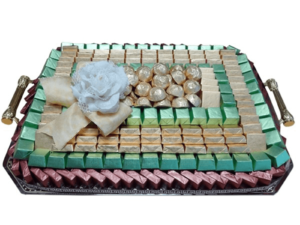 Deluxe Chocolate Arrangement Tray IV