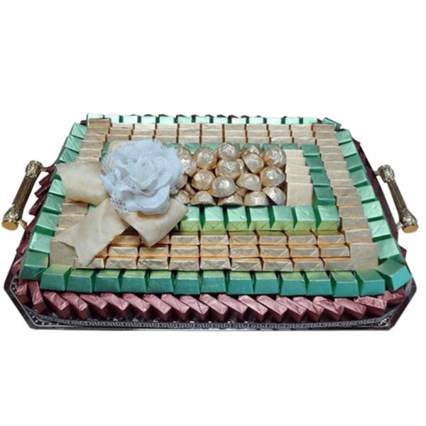 Deluxe Chocolate Arrangement Tray IV