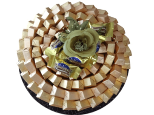 Golden Classic Chocolate Arrangement
