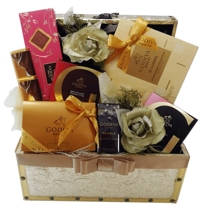 Godiva Treat Box