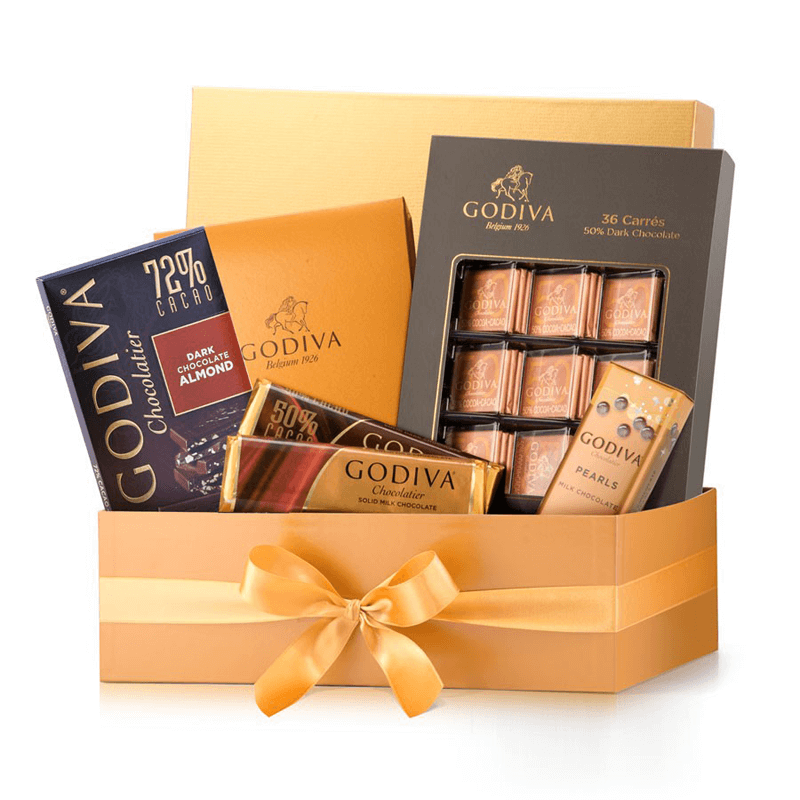 Godiva Golden Classics Gift Box