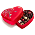 Godiva Luxury Romantic Heart