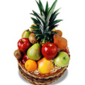 Five A Day Healthy Option Fruit Basket
