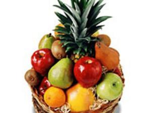 Five A Day Healthy Option Fruit Basket