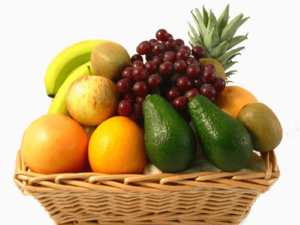 Simple Fruit Basket