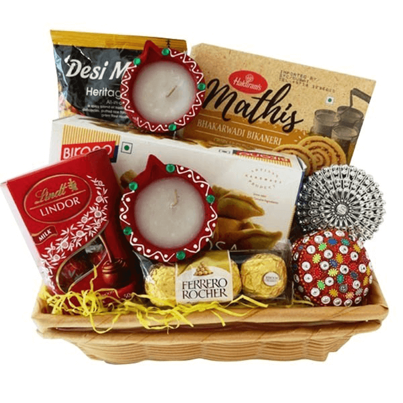 Diwali Super Gift Tray