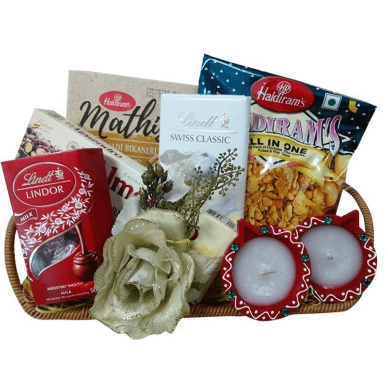 Diwali Gift Tray I