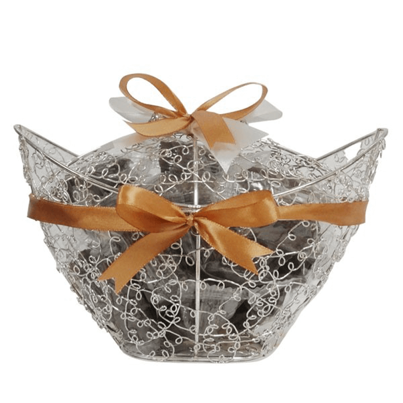 Filigree Deco Pot