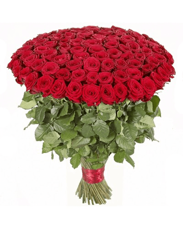 Awesome Red 200 Red Roses