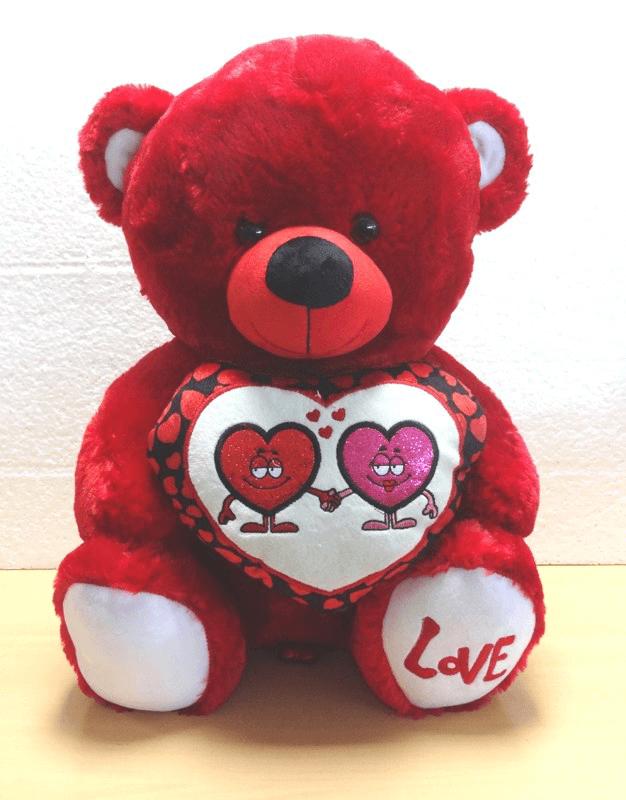 Sweetheart Bear 40cm