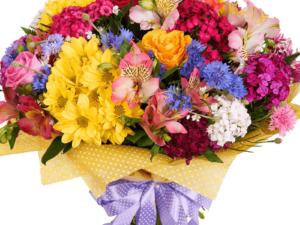 Bright Hawaiian Bouquet