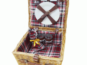 The Winslow Picnic Basket for Two