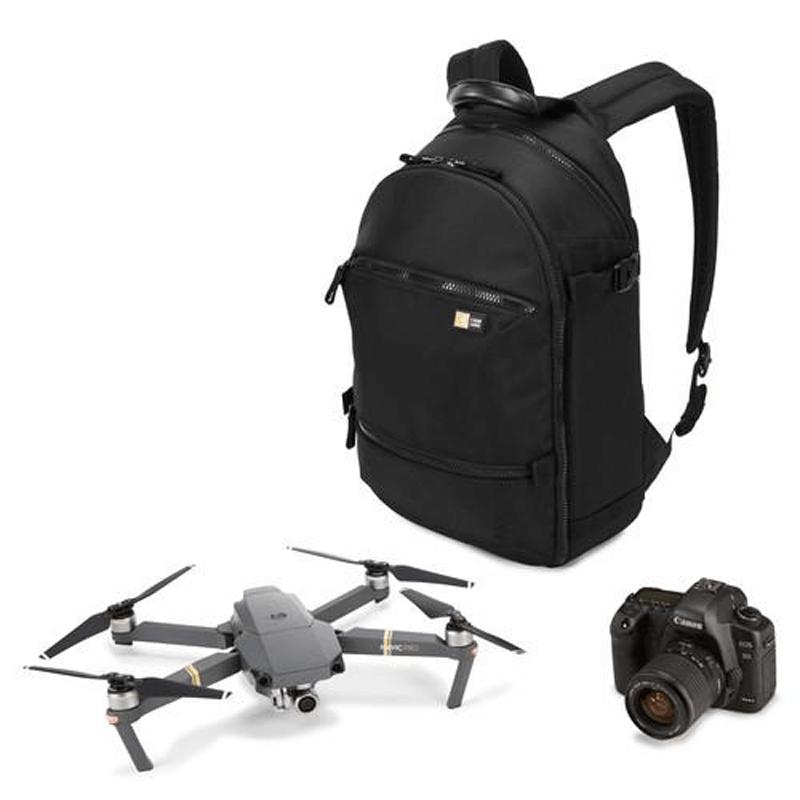 CASE LOGIC Bryker Camera/Dron Medium Backpack