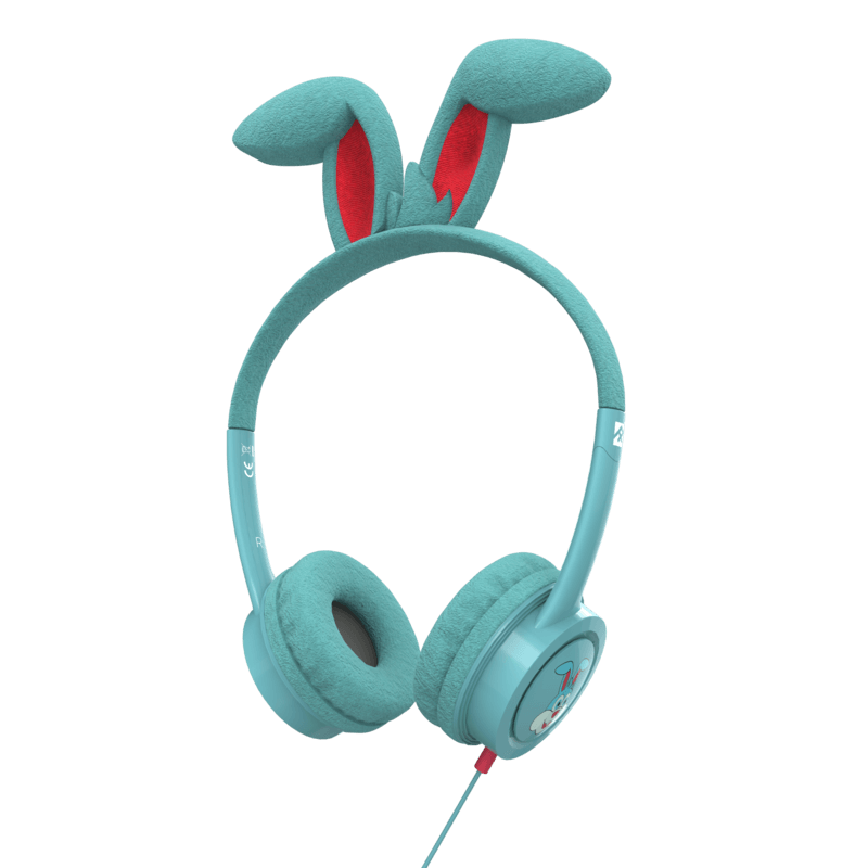 IFROGZ Little Rockers Costume Headphones Bunny
