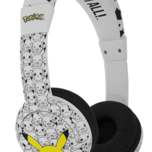 OTL On Ear Junior Headphone Pikachu Face Pattern