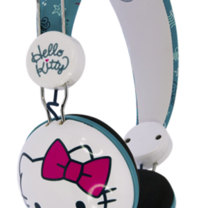 HELLO KITTY On Ear Folding Headphone - Kitty See Lover