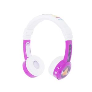 BUDDYPHONES InFlight Headphones - Purple