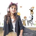 IFROGZ Little Rockers Costume Headphones Hot Pink Kitten