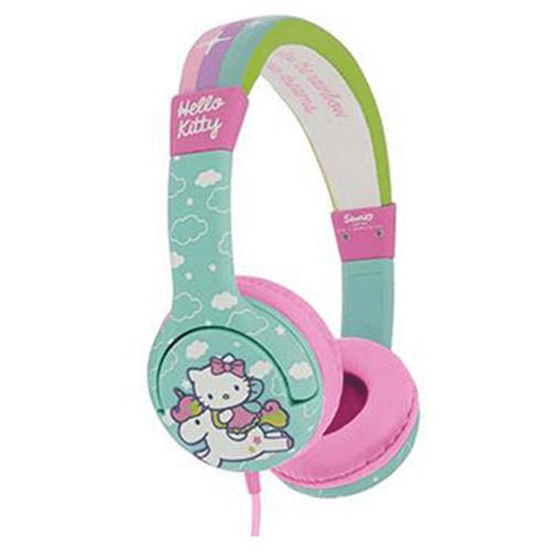 HELLO KITTY Apple Junior On Ear Headphone Unicon Kitty