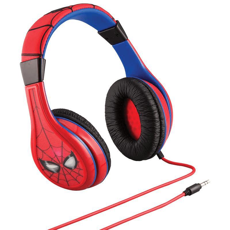 iHOME Kiddesigns Over-Ear Headphone Spider Man