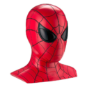 iIHOME Kiddesigns Bluetooth Speaker With Animated Eyes Marvel Spider Man