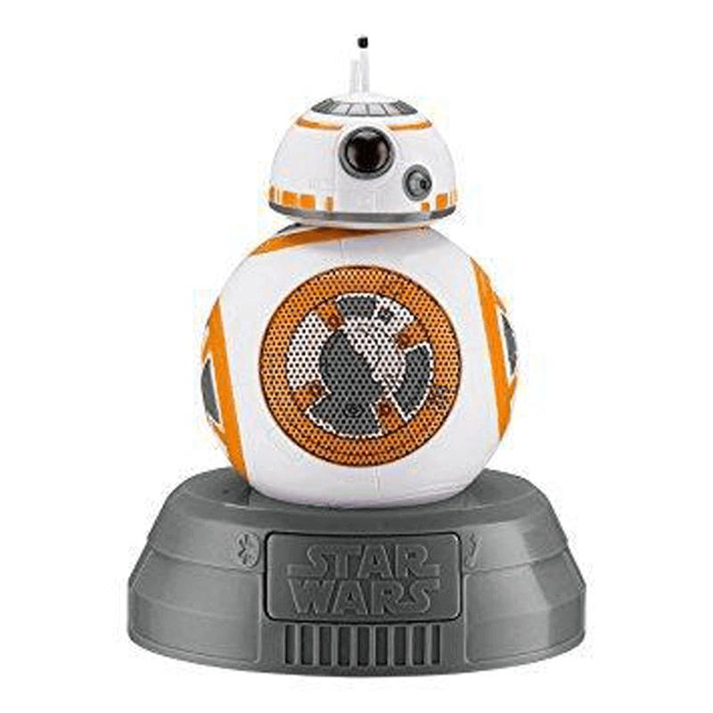 iHOME Kiddesigns Bluetooth Speaker Star Wars BB8