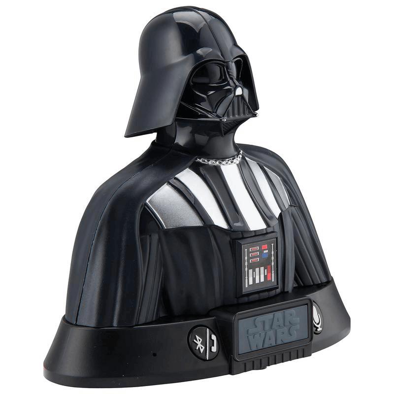 iHOME Kiddesigns Bluetooth Speaker Star Wars Darth Vader