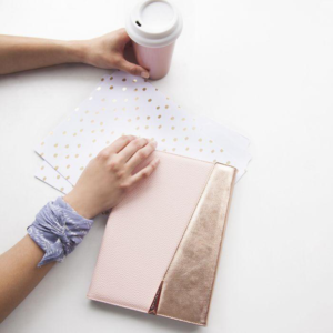 CASE-MATE iPad pro 10.5 Folio Edition Rose Gold Kite